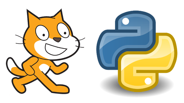 SCRATCH and Python